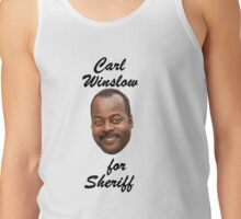 Carl Winslow for Sheriff 1 Tank Top