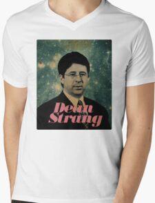 Dean Strang Mens V-Neck T-Shirt
