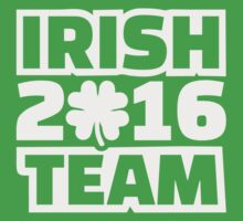 Irish team 2016 Kids Tee