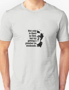 woody allen quote Unisex T-Shirt