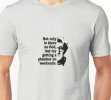 woody allen quote Unisex T-Shirt