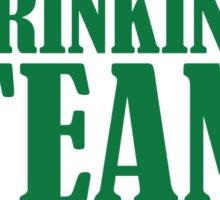 Irish drinking team 2016 Sticker