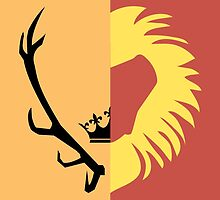 Baratheon of King's Landing by Elesbed
