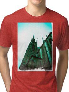 The Church Tri-blend T-Shirt