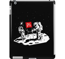 First we take Manhattan, Then we take Moon iPad Case/Skin