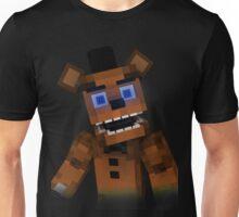 Five Nights At Freddy's - Minecraft Freddy 2 Unisex T-Shirt