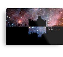 Downton Abbey Universe Metal Print