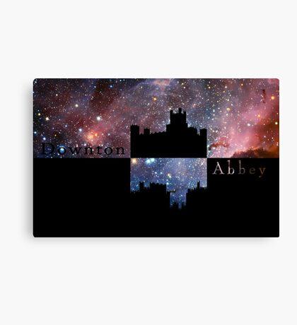 Downton Abbey Universe Canvas Print