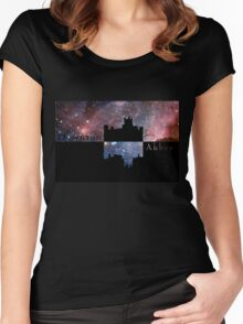 Downton Abbey Universe Women's Fitted Scoop T-Shirt