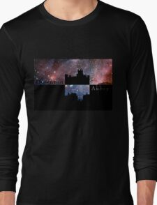 Downton Abbey Universe Long Sleeve T-Shirt