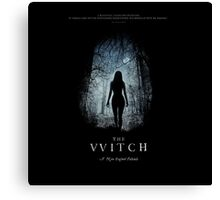 The Witch Movie Horror 2016 Canvas Print