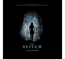 The Witch Movie Horror 2016 Photographic Print