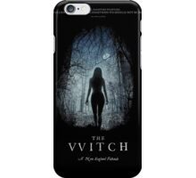 The Witch Movie Horror 2016 iPhone Case/Skin