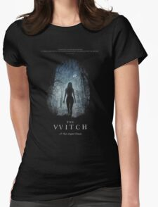 The Witch Movie Horror 2016 Womens Fitted T-Shirt