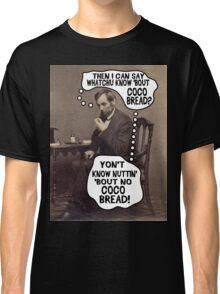 Coco Bread: Presidential Deal Sealer Classic T-Shirt