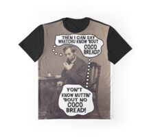 Coco Bread: Presidential Deal Sealer Graphic T-Shirt