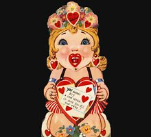 Vintage Valentine love doll T-Shirt