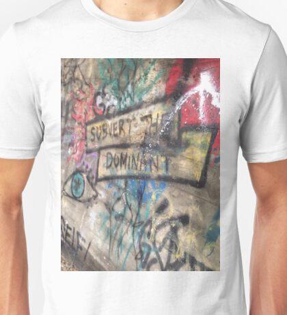 Subvert the Dominant Unisex T-Shirt