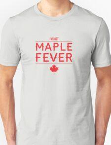 Maple Fever! Unisex T-Shirt