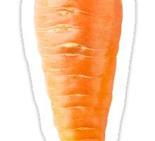 One carrot Sticker