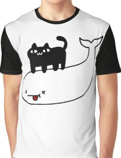 The Conqueror Graphic T-Shirt