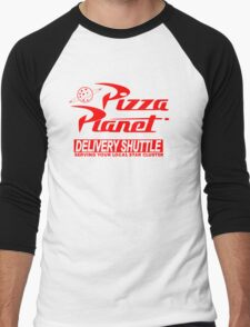Pizza Planet Delivery Shirt Men's Baseball ¾ T-Shirt