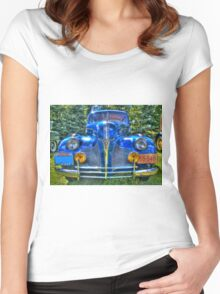 1940 Pontiac Women's Fitted Scoop T-Shirt
