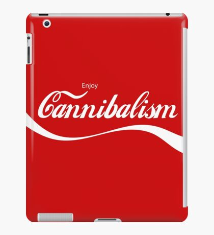 Enjoy Cannibalism iPad Case/Skin