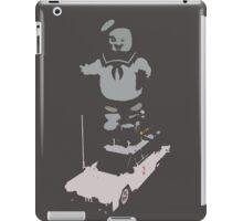 Run Run ECTO-1 #2 iPad Case/Skin