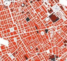 London city map Sticker