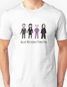 Alan Rickman Forever T-Shirt