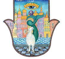 Hamsah for Capricorn by Nonna Mynatt