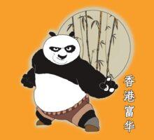 Kung Fu Panda by VallaV