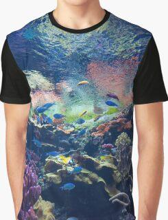 Fish Graphic T-Shirt