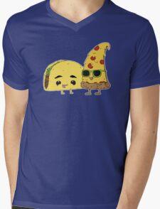 BFFs (Best Foods Forever) Mens V-Neck T-Shirt