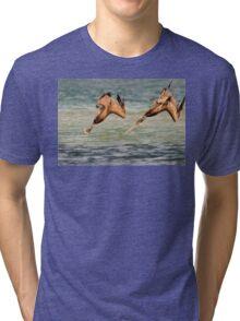 Cooperative Fishing Tri-blend T-Shirt