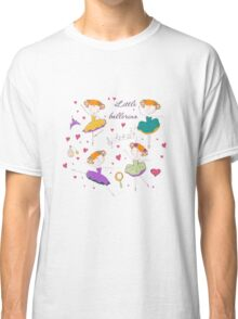 Little ballerina and accessories Classic T-Shirt
