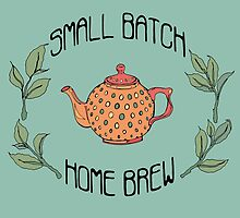 Small Batch Home Brew by KatHassell