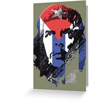 Che. Greeting Card