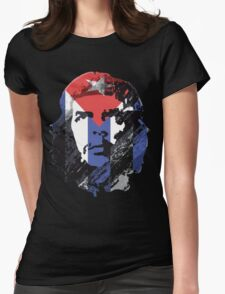 Che. Womens Fitted T-Shirt