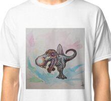 Watercolor Spnosaurus Classic T-Shirt