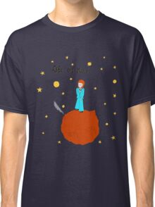BOWIE LIFE ON MARS Classic T-Shirt