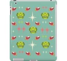 Rockets and Reptiles iPad Case/Skin