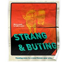Dean Strang and Jerry Buting Poster