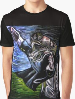 Dances With Wolves: KamiCostner Graphic T-Shirt