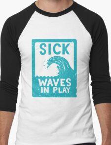 SRF ZNE Men's Baseball ¾ T-Shirt