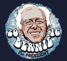 Bernie Sanders for President Election 2016 Kids Clothes