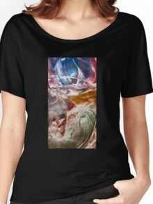 Skies of Nibiru crossing the galactic equator Women's Relaxed Fit T-Shirt