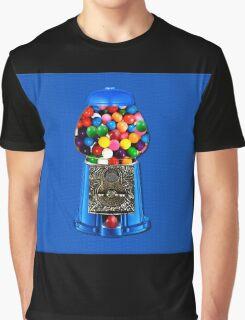 MEMORIES OF GUMBALL MACHINE >>PILLOWS,TOTE BAG,JOURNAL,MUGS,SCARF ECT.. Graphic T-Shirt