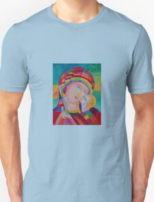 Blessing Mother of God icon Unisex T-Shirt